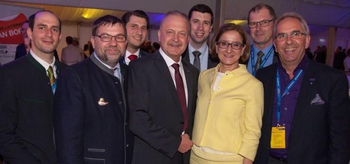 Landesparteitag VP NÖ 2017 - Gruppenbild