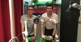 Live zu Gast bei der Plauderecke auf Radio Ypsilon