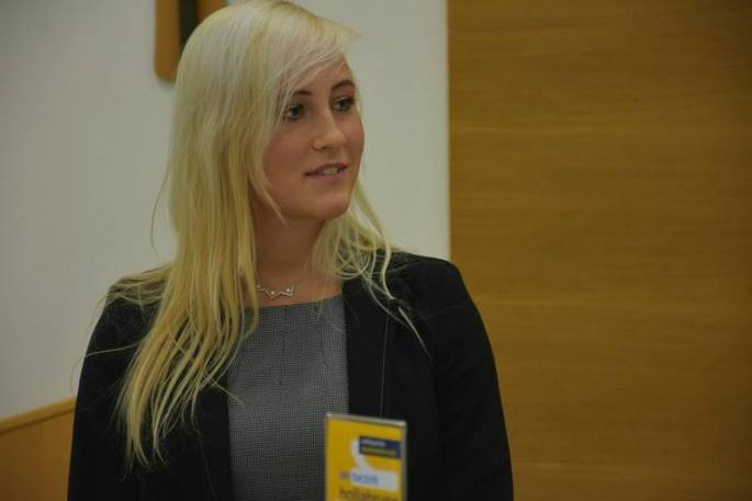Kandidatur Mara Pfaffeneder